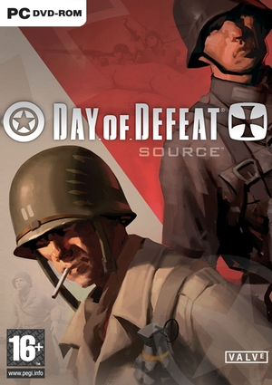 Cover for Day of Defeat: Source.