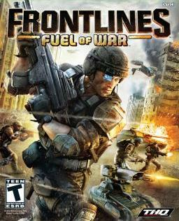 Cover for Frontlines: Fuel of War.