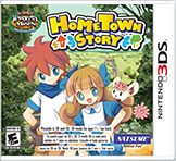 Cover for Hometown Story.