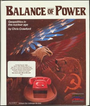 Cover for Balance of Power.