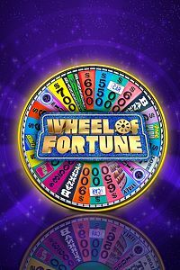 Cover for Wheel of Fortune.