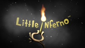 Cover for Little Inferno.