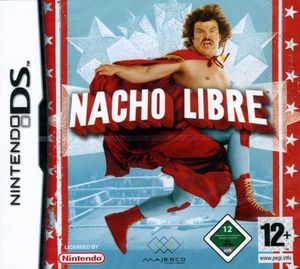 Cover for Nacho Libre.