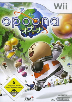Cover for Opoona.