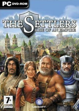 Cover for The Settlers: Rise of an Empire.