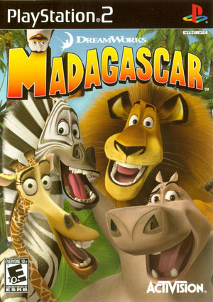 Cover for Madagascar.