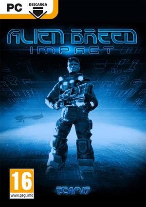 Cover for Alien Breed Evolution.