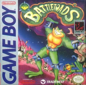 Cover for Battletoads.