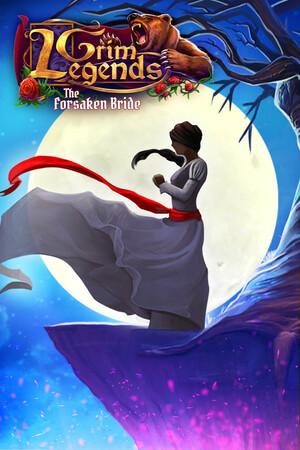 Cover for Grim Legends: The Forsaken Bride.