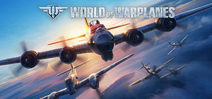 Cover for World of Warplanes.