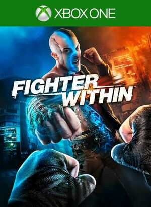 Cover for Fighter Within.
