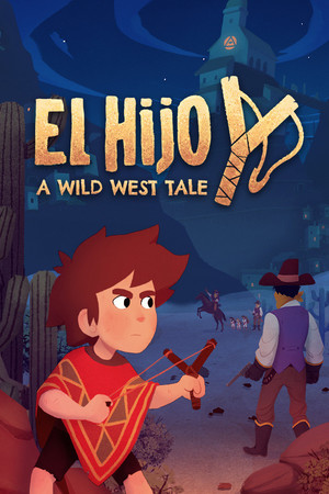 Cover for El Hijo - A Wild West Tale.