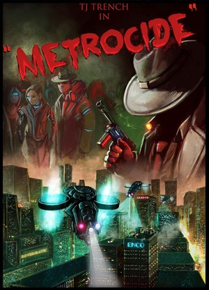 Cover for Metrocide.