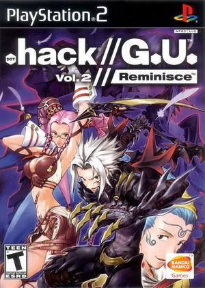 Cover for .hack//G.U. Vol. 2//Reminisce.
