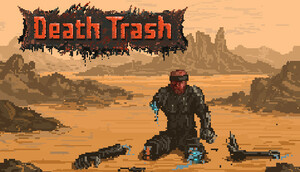 Cover for Death Trash.
