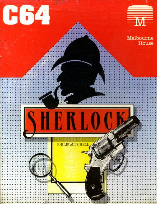 Cover for Sherlock.