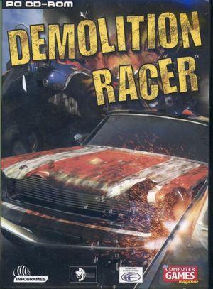 Cover for Demolition Racer.