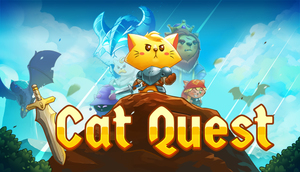 Cover for Cat Quest.