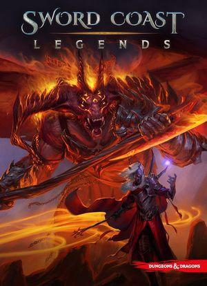 Cover for Sword Coast Legends.