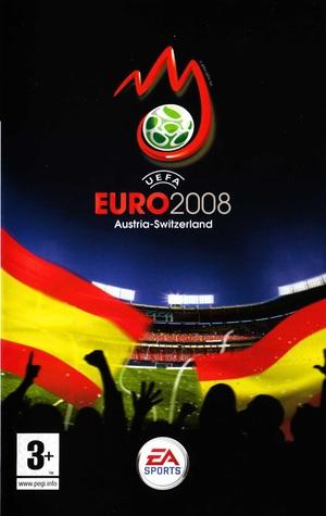 Cover for UEFA Euro 2008.