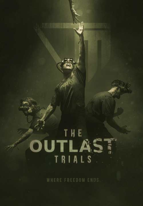 Cover for The Outlast Trials.