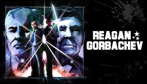 Cover for Reagan Gorbachev.