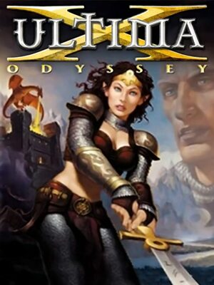 Cover for Ultima X: Odyssey.