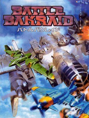 Cover for Battle Bakraid.