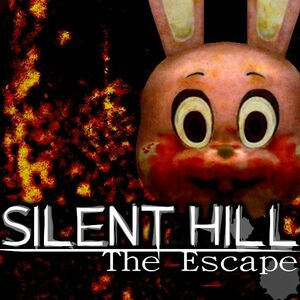 Cover for Silent Hill: The Escape.