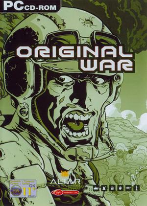 Cover for Original War.