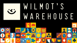 Cover for Wilmot's Warehouse.