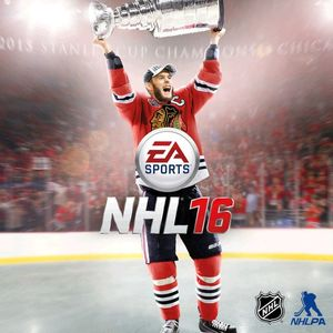Cover for NHL 16.