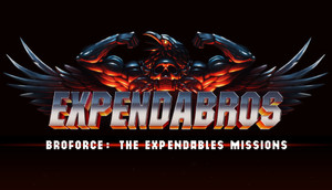 Cover for The Expendabros.
