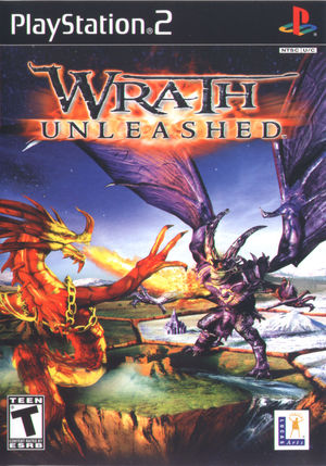 Cover for Wrath Unleashed.