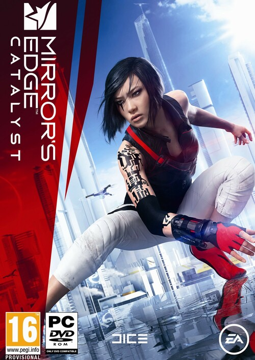Cover for Mirror's Edge Catalyst.