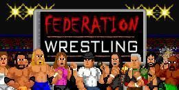 Cover for Federation Wrestling.