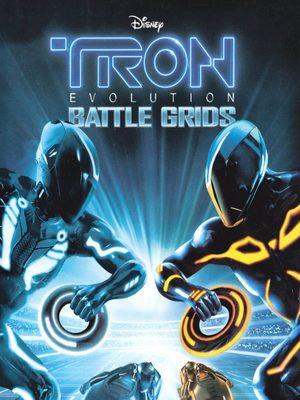 Cover for Tron Evolution: Battle Grids.