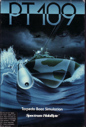 Cover for PT-109.