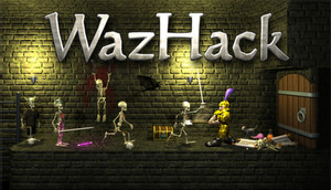 Cover for WazHack.