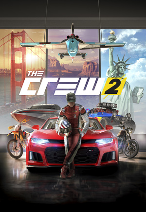 Cover for The Crew 2.