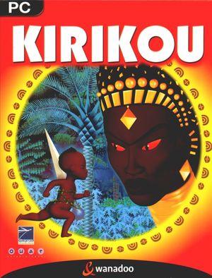 Cover for Kirikou.
