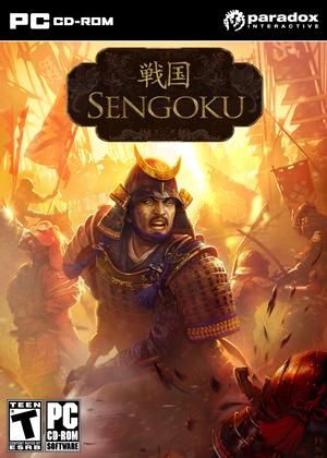 Cover for Sengoku.