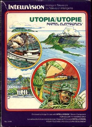 Cover for Utopia.