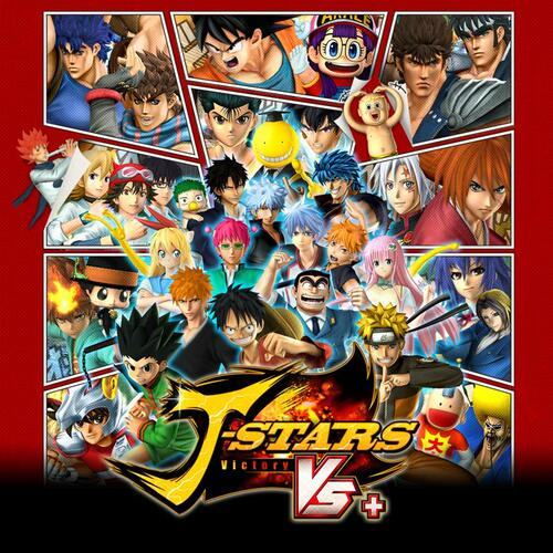 Cover for J-Stars Victory Vs.