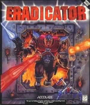 Cover for Eradicator.