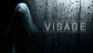 Cover for Visage.