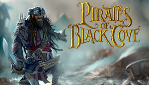 Cover for Pirates of Black Cove.