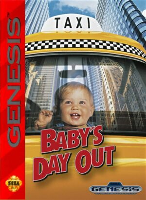 Cover for Baby's Day Out.