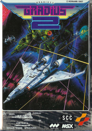Cover for Nemesis 2.
