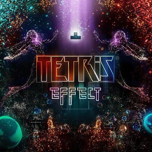 Cover for Tetris Effect.